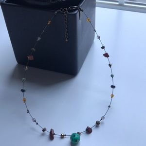 Jewelry - Boho beaded necklace
